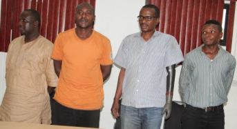Police Arrest Syndicate Who Impersonate Aides Of President, Others