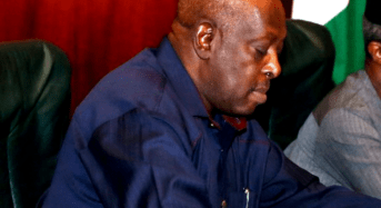 Suspended SGF Refuses To Appear Before Senate Committee