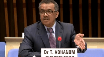 Ethiopian Doctor Becomes First African WHO DG