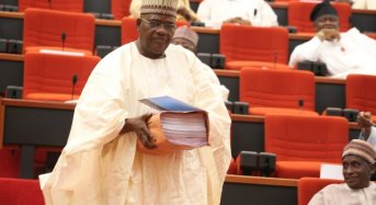"Senate Budgets N2.7 Billion For ""Utility Vehicles"""