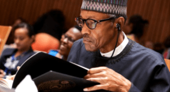 Why US Supports Buhari Administration