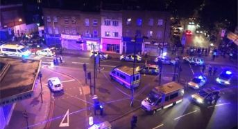 One killed, eight injured in fresh London terror attack