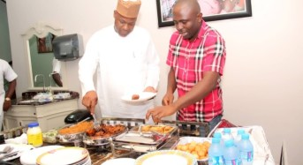 QUESTION: How long will it take Dogara to swear in Hembe's replacement?