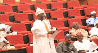 Melaye: Magu can NOT be EFCC chairman, his mates are area commanders and DPOs