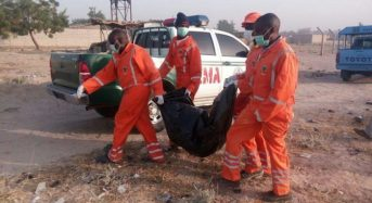 10-year-old boy set up by Boko Haram dies of bomb explosion