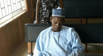 Whistle-blower remanded in prison for misleading ICPC on 'huge cash' in Namadi Sambo's house