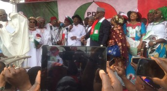 Diezani is your best legacy, APC says of PDP's 19th anniversary