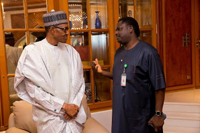 Femi Adesina not sure of when Buhari will return to Nigeria
