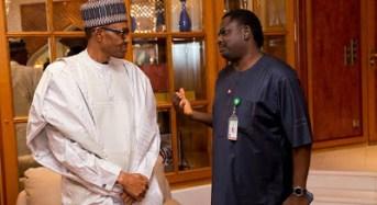 Femi Adesina not sure of when Buhari will return to Nigeria