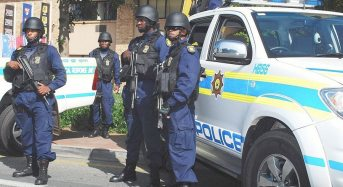 South African police kill another Nigerian — at least the 118th in two years