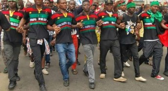 Nnamdi Kanu on the run as arrested IPOB members face arson charge