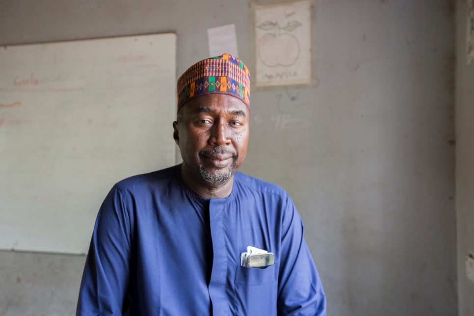 Zanna Mustapha wins $150,000 UN prize — for refusing to shut down his school despite Boko Haram attacks