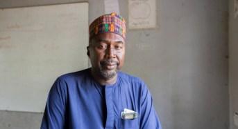 Zanna Mustapha wins $150,000 UN prize — for refusing to shut down his school despite Boko Haram attacks