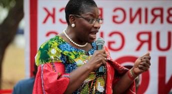 'God save us from gullible citizens' — Ezekwesili slams those applauding Kachikwu-Baru truce