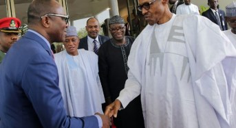 QUESTION: Can Buhari, as president, be petroleum minister, legally?