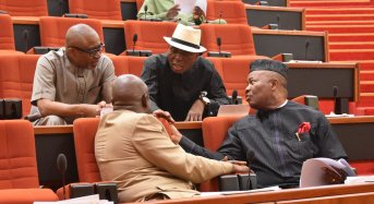 Senate sets up committees to probe corruption allegations against NNPC, IGP