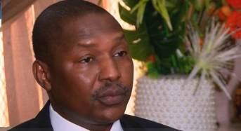Misau says 'this attorney-general', Malami, is becoming a 'nuisance'