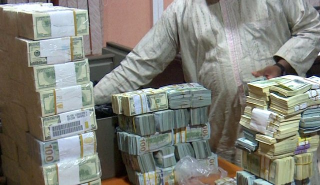 Buhari inaugurates three-man panel to audit recovered loot