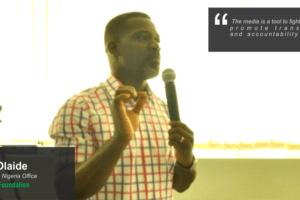 Basic Training for Abuja Based Journalists