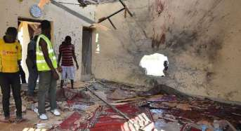 50 and still counting — death toll in Adamawa bomb blast rises