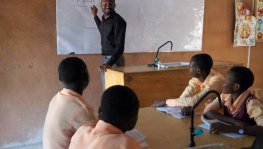 INTERVIEW: Nigeria's entire education sector is a madhouse, says Itodo Anthony