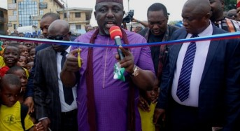 Okorocha urges workers to report salary delays to ministry of happiness