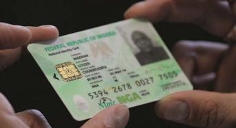 NIMC: Fast on cash liquidation, slow on national ID card production and delivery