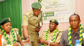 REPORT: Immigration, Prisons can't account for N12.66bn spent in 2015