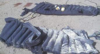 Army saves female suicide bomber from killing herself in Borno