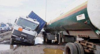 NNPC subsidiary explains how bad roads worsen fuel scarcity