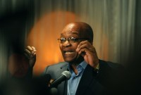 Zuma resigns as South African president 'with immediate effect'
