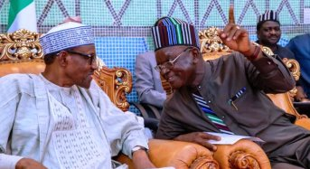 Buhari in Benue: We can't question God for putting over 250 ethnic groups together in Nigeria