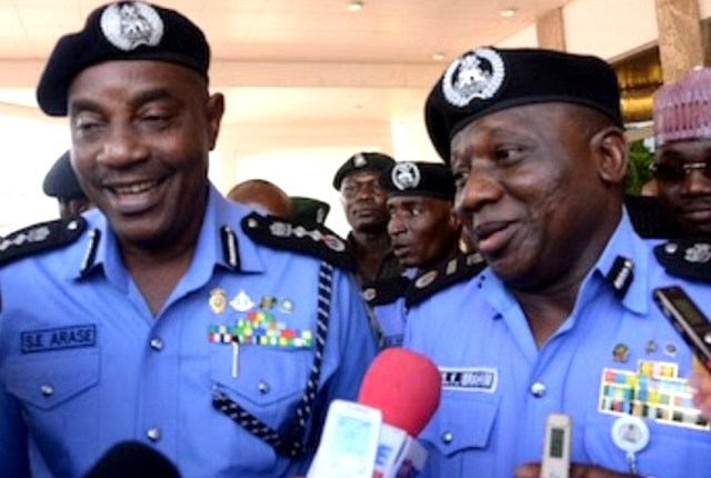 From Onovo to Arase, four times IGPs ordered withdrawal of VIP security