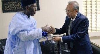 Ogbeh 'distorted' our conversation on rice importation, says Thai ambassador