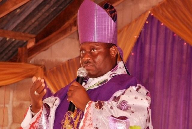 Image result for Most Rev. Charles Hammawa,