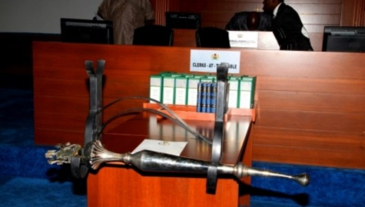 Gombe police recovers State Assembly's mace behind court complex