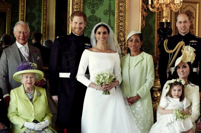 Lessons from the royal wedding