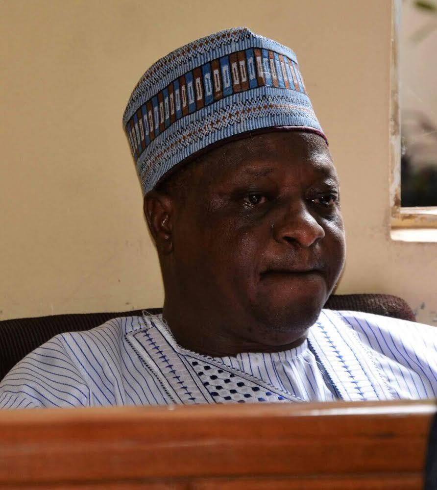 Why kleptomaniac Dariye is sent to jail