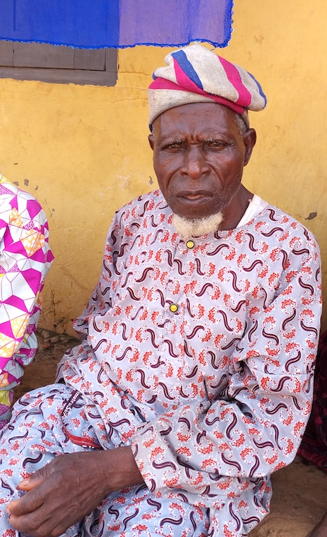 Ekiti Election:  How smart card reader disenfranchised septuagenarian who has never missed voting since Nigeria's independence