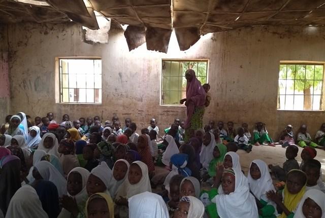 Girl child education SOkoto