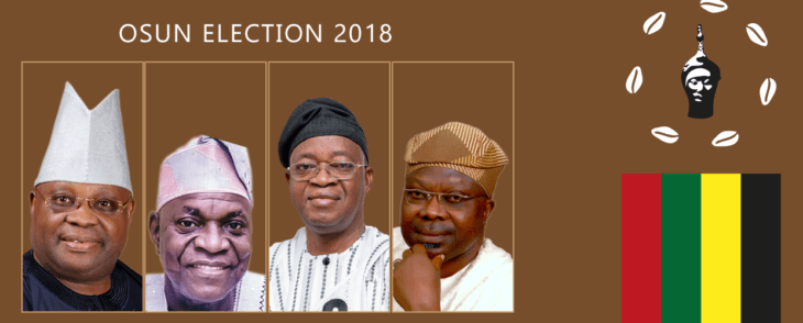 Osun 2018 Gubernatorial Rerun | Facts From The Inconclusive Poll