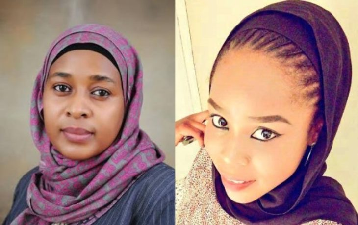 MISTAKEN IDENTITY: There's another Hauwa Liman, and she is alive