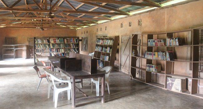Enugu public libraries
