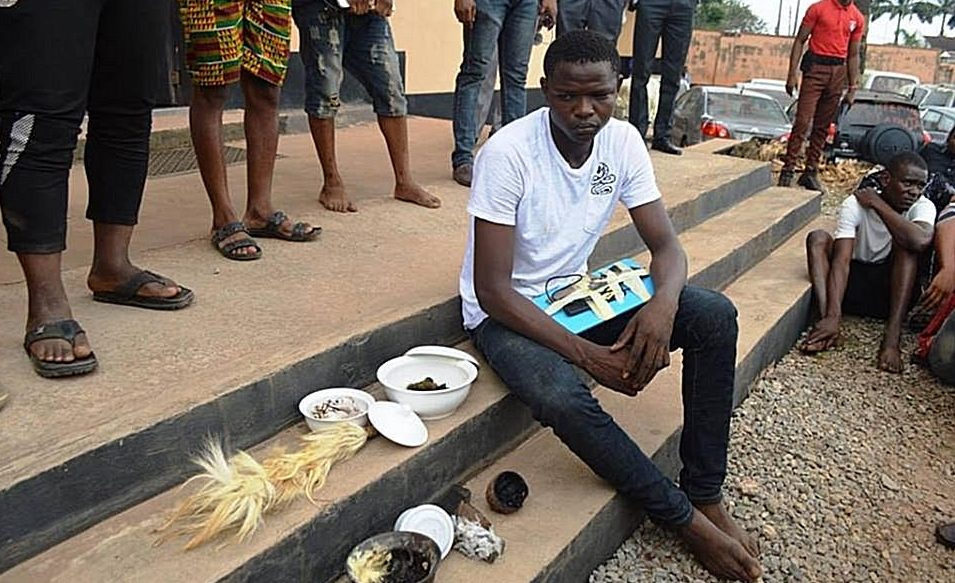 Not too young to scam: The worrisome story of adolescent 'yahoo boys' in Ogun State