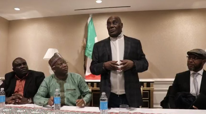 Amidst controversial deal with Ballard Partners, Atiku, wife pledge to liberate Nigeria if elected