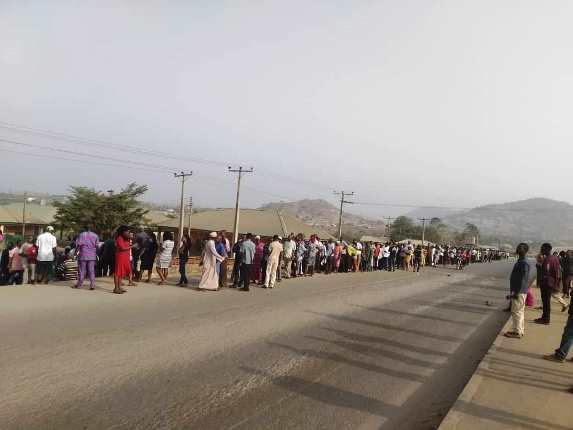 2019 Elections: Large turnout, late arrival of election materials in South West, North Central States