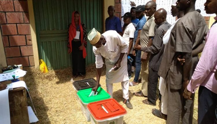 Image result for INEC kicks off supplementary polls in affected states