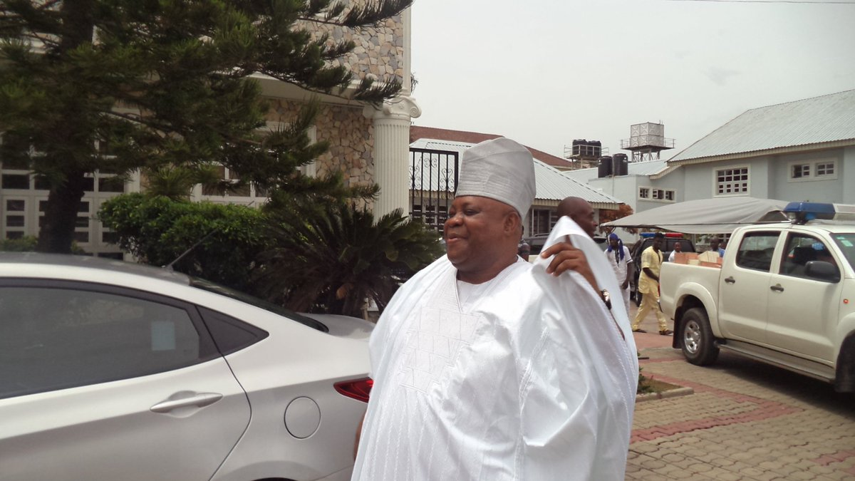 Tribunal declares 'dancing Senator', Adeleke winner of Osun Guber election