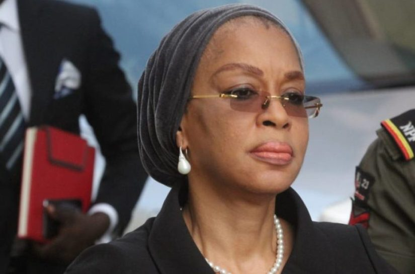 Ofili-Ajumogobia, dismissed justice re-arraigned by EFCC, granted N10m bail