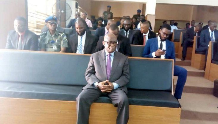 Suspended CJN, Onnoghen found guilty of false assets declaration